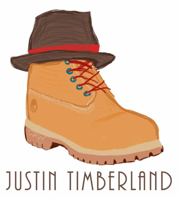 Justin Timberland